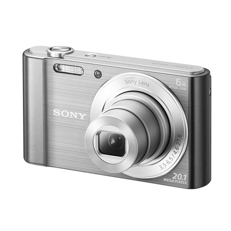 Sony W810 Silver Kamera Pocket
