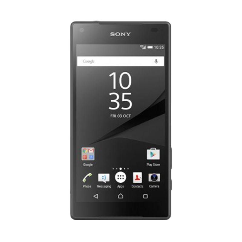 Sony Xperia Z5 Compact E5803 Hitam Smartphone