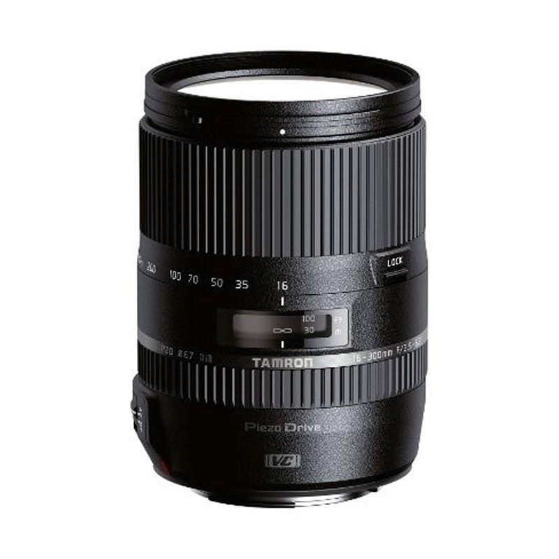 Tamron 16-300 Di II VC PZD Lensa Kamera For Nikon