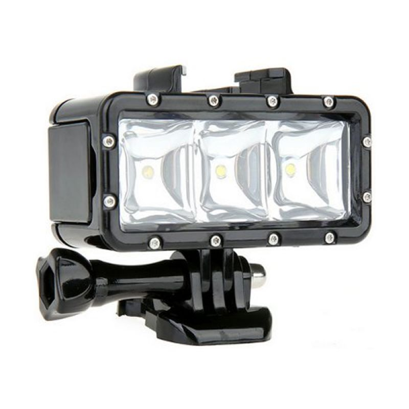 Telesin Waterproof Led Light for GoPro