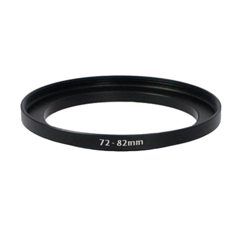 Tiffen 72-82mm Hitam Step Up Ring Aksesoris Kamera