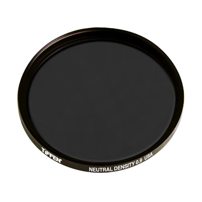 Tiffen ND9 52mm Hitam Filter Lensa