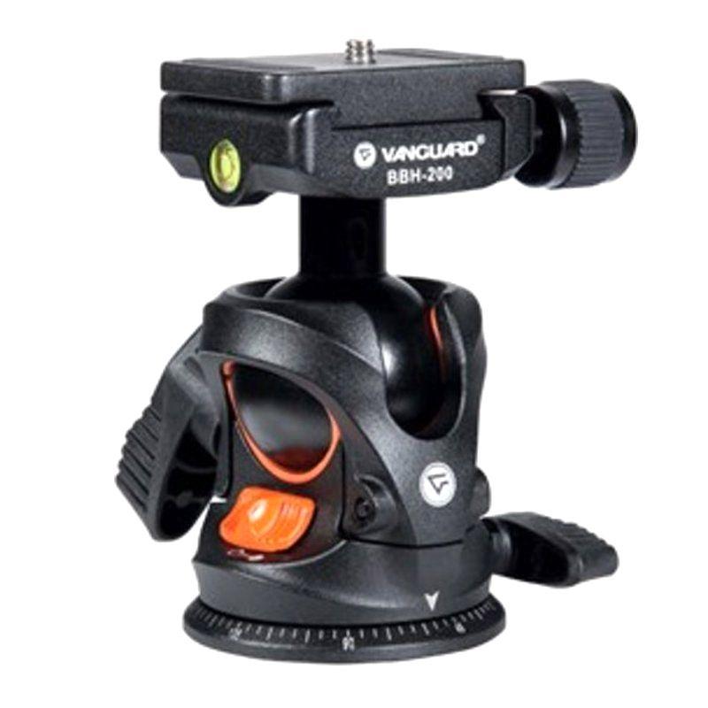 Vanguard BBH 200 Hitam Ball Head