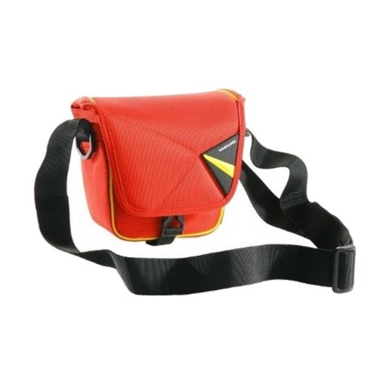 Vanguard Shoulder Bag Pampas ll 18 Merah Tas Kamera