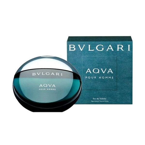Bvlgari Aqva Pour Homme EDT Parfum Pria [100 mL]