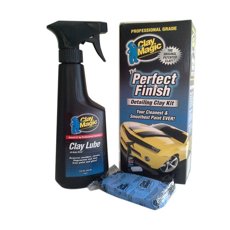 AUTOMAGIC Perfect Finish Kit Pelindung Cat Mobil