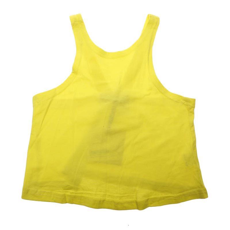 Adel & Audrey 109 Yellow Atasan Anak Perempuan