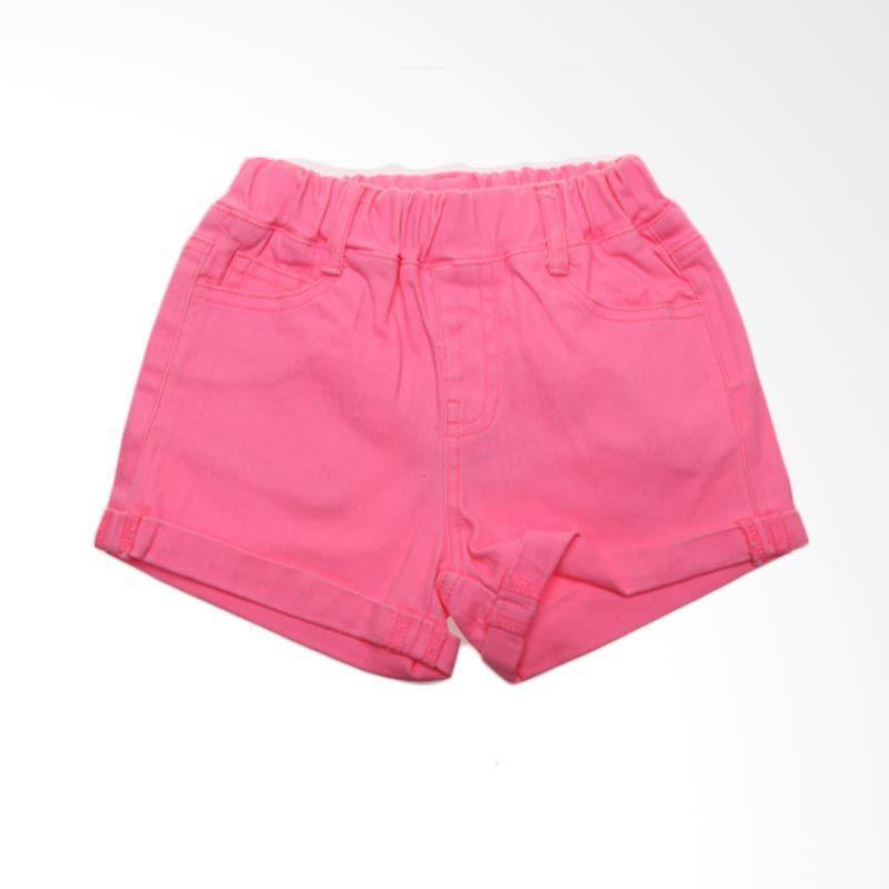 Adel & Audrey HotPants 115 Pink Celana Anak Perempuan