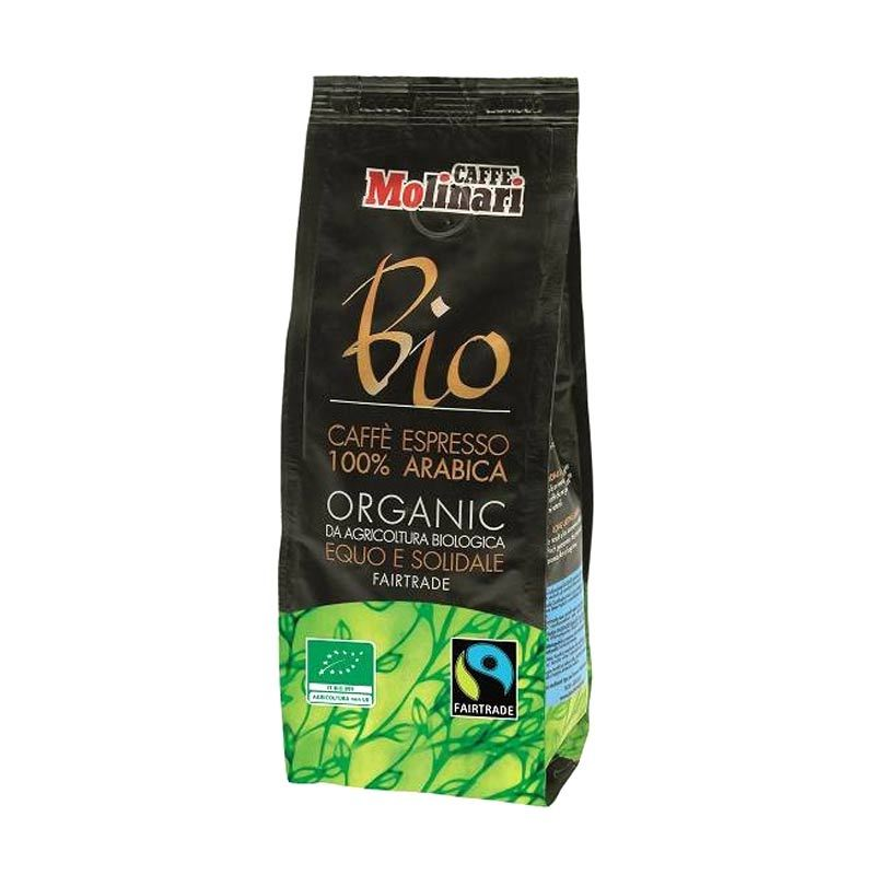 Caffe Molinari Organic Ground Coffee [250 gr]