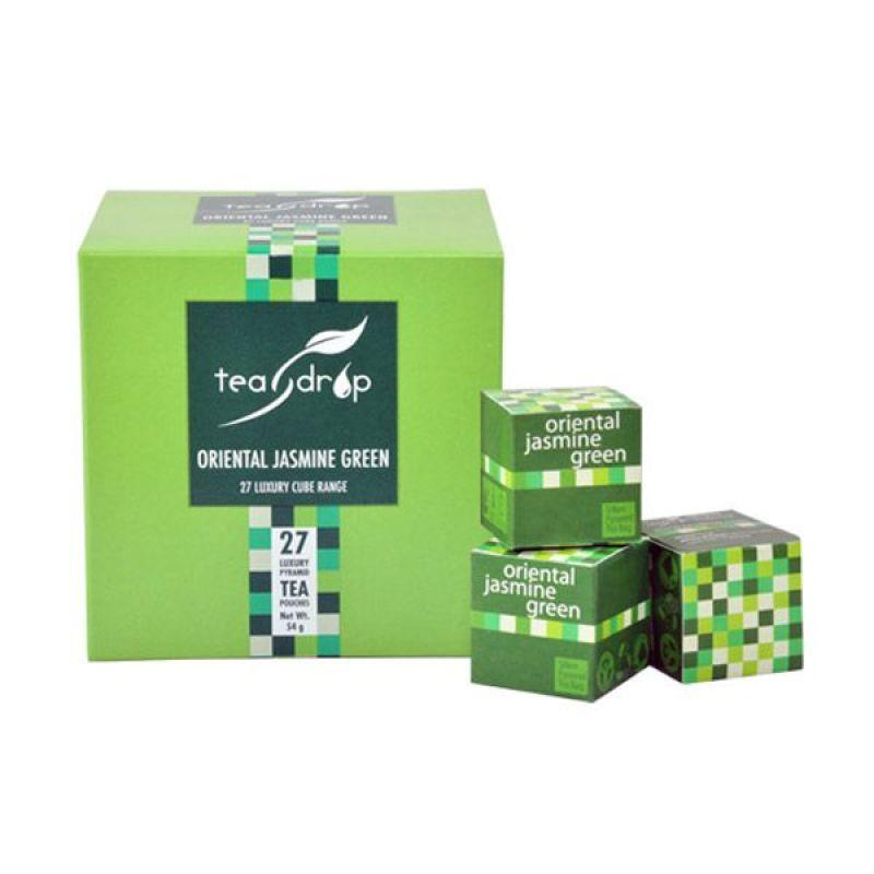 Teadrop 27 Cube Oriental Jasmine Teh