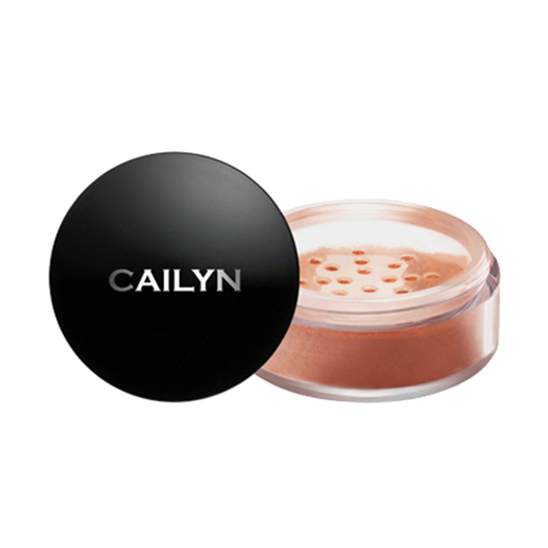 Cailyn Deluxe Mineral Blush Powder 01 Peach Pink