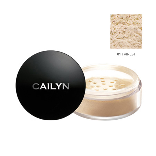 Cailyn Deluxe Mineral Foundation Powder 01 Fairest