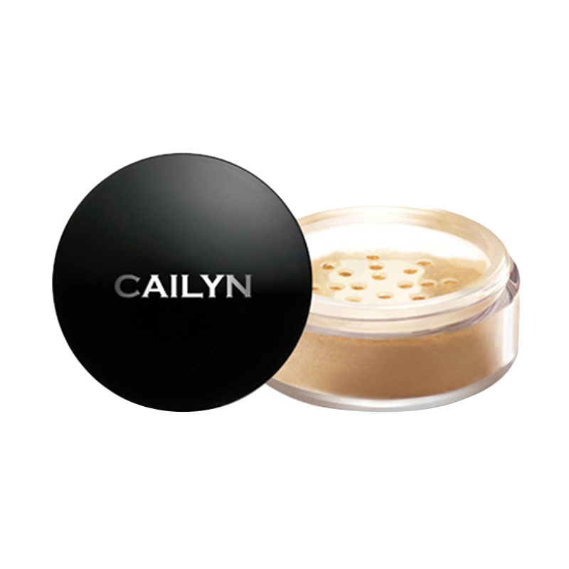 Cailyn Deluxe Mineral Foundation Powder 03 Sunny Beige