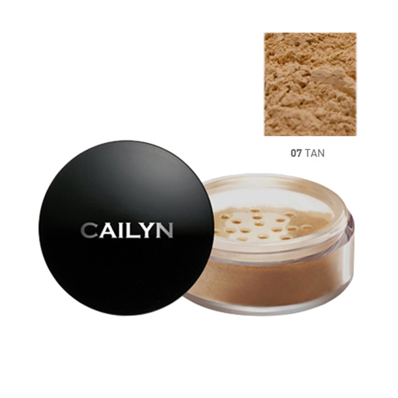 Cailyn Deluxe Mineral Foundation Powder 07 Tan