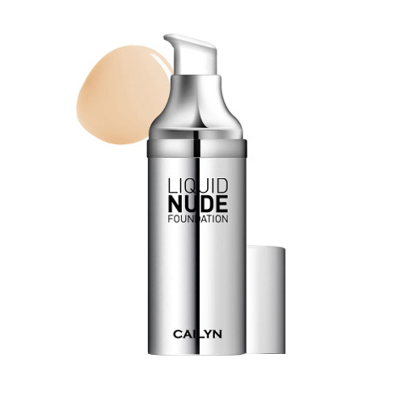 Cailyn Liquid Nude Foundation 01 Rose Marble