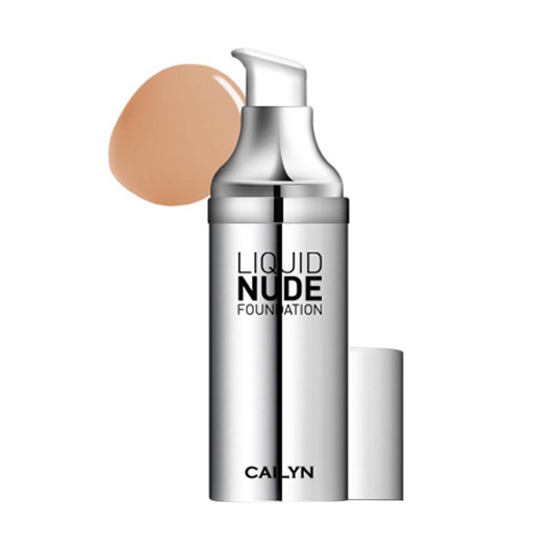 Cailyn Liquid Nude Foundation 04 Mediterranean