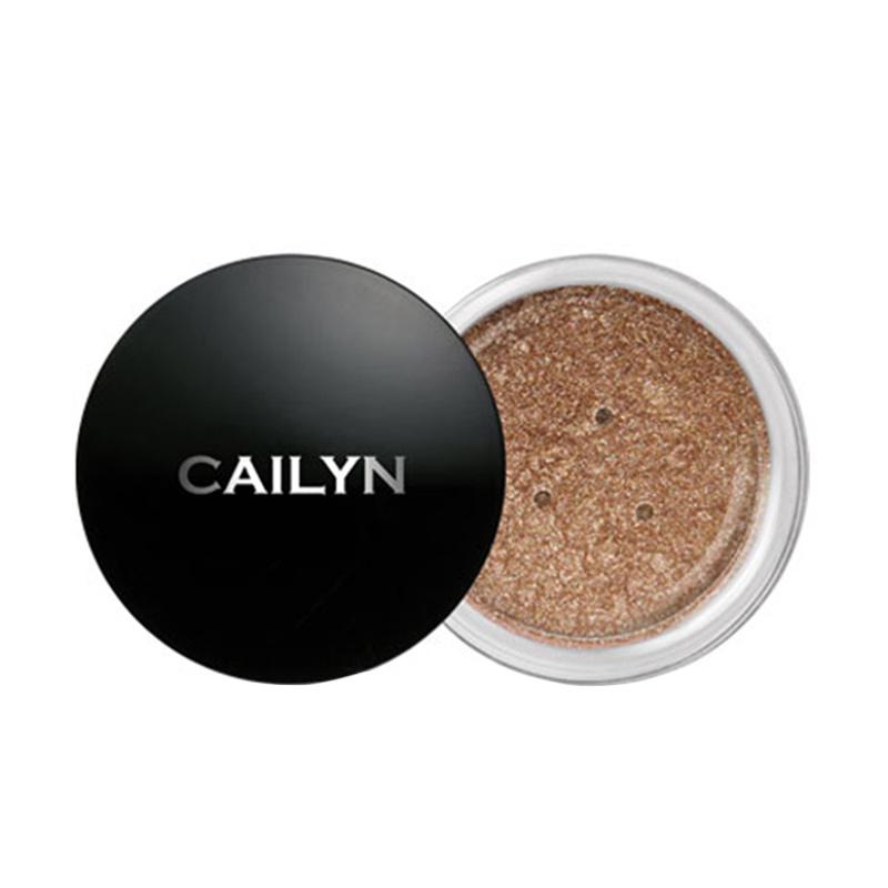 Cailyn Mineral Eye Shadow Powder 32 Dazzling Gold