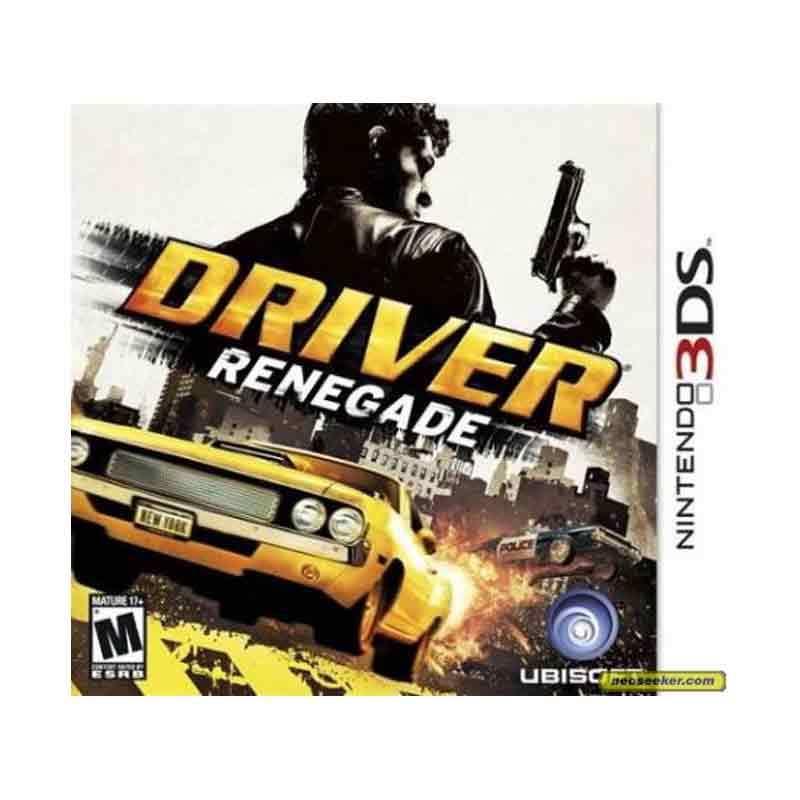 Nintendo 3DS Driver: Renegade