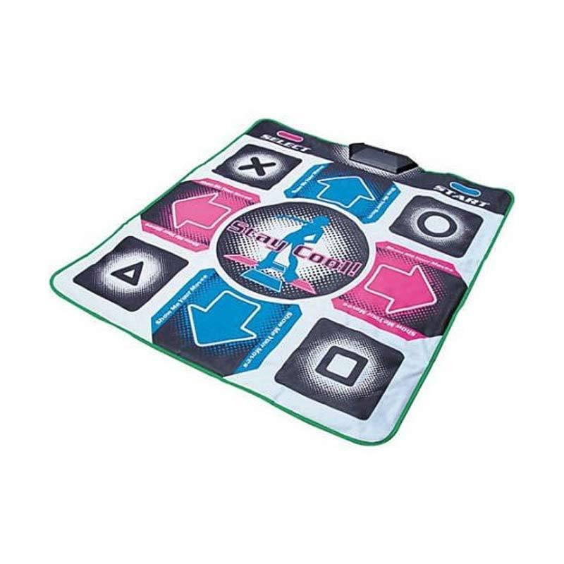 Playstation 2 Dance Dance Revolution Carpet