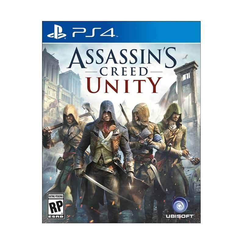 PlayStation 4 Assasins Creed Unity