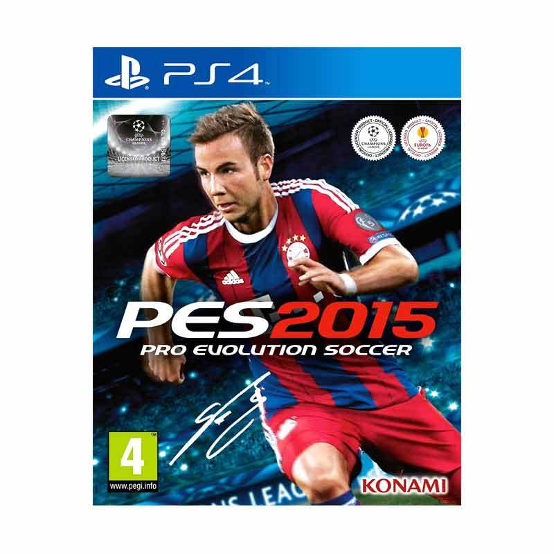 PlayStation 4 PES 2015