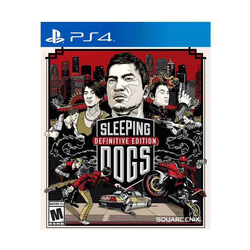 PlayStation 4 Sleeping Dogs : Definitive Edition