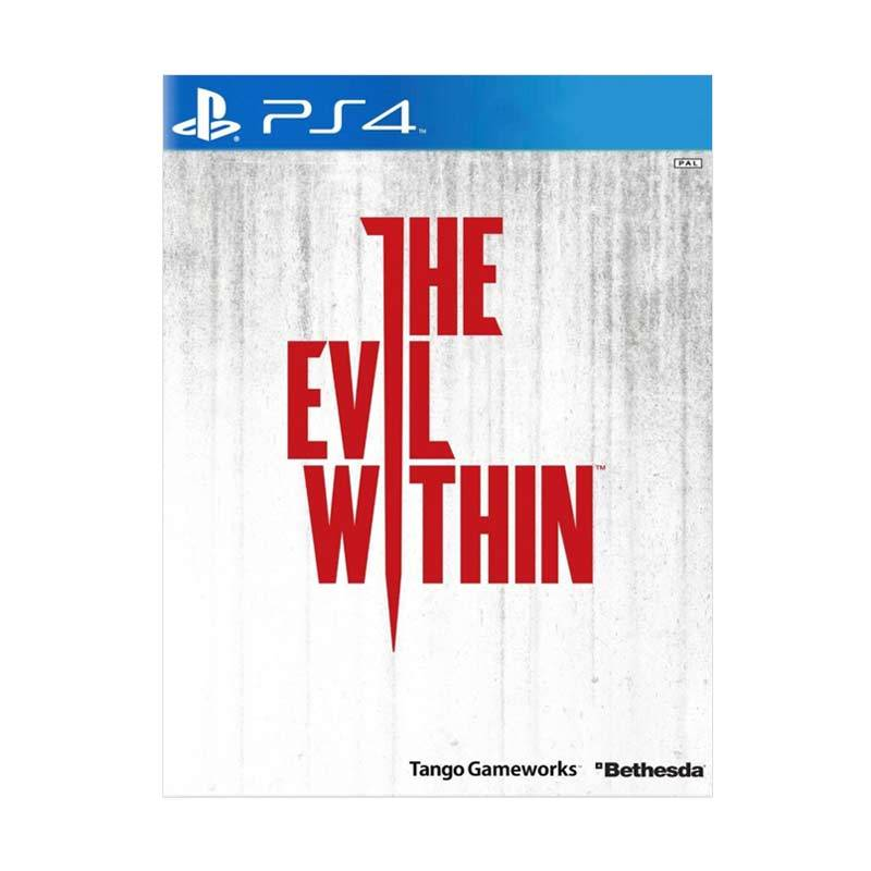 PlayStation 4 The Evil Within