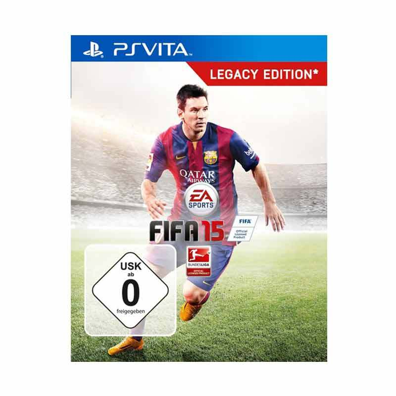 PS Vita FIFA 15 Legacy Edition