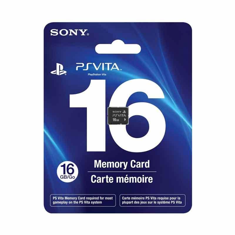 Sony PS Vita Memory Card 16GB