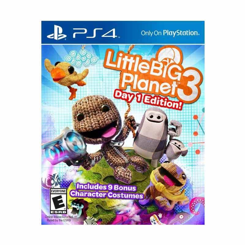 PS4 Little Big Planet