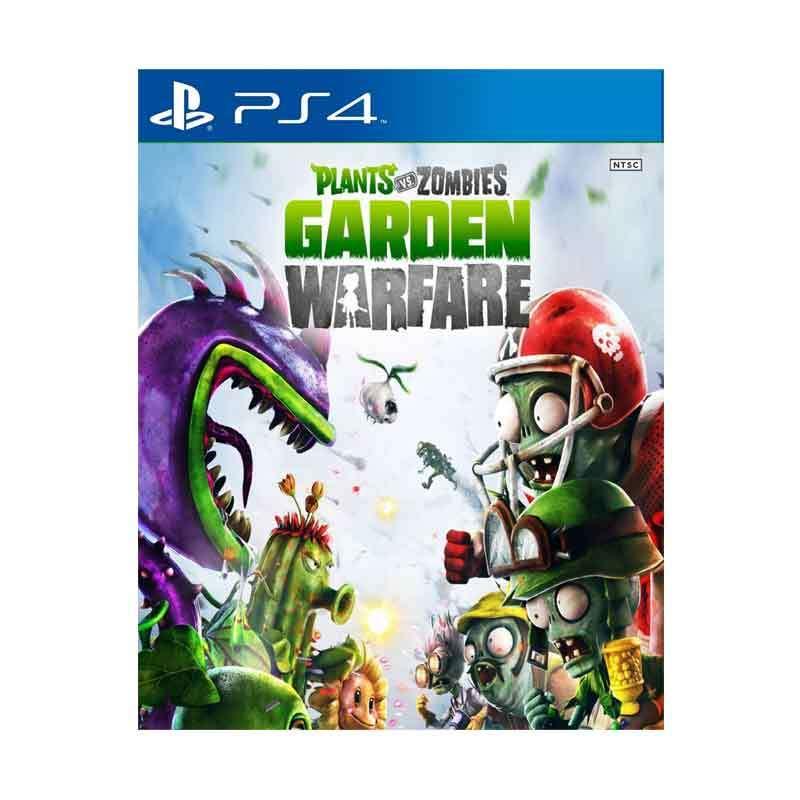 PS4 Plant vs Zombie Garden Warfare