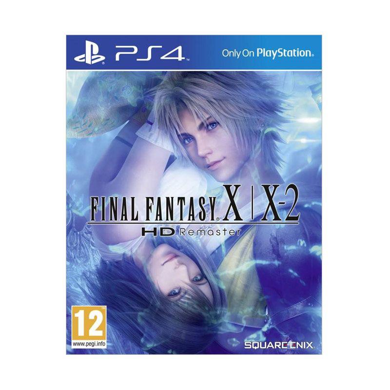 Sony PlayStation 4 Final Fantasy X-2 HD DVD Game