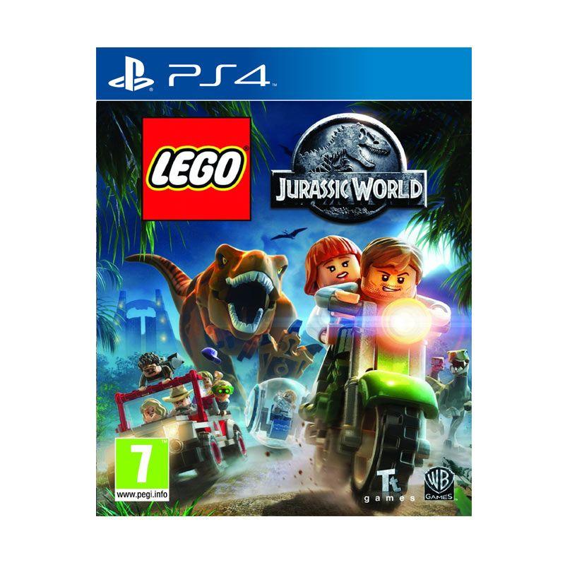 Sony PlayStation 4 Lego Jurassic World DVD Game