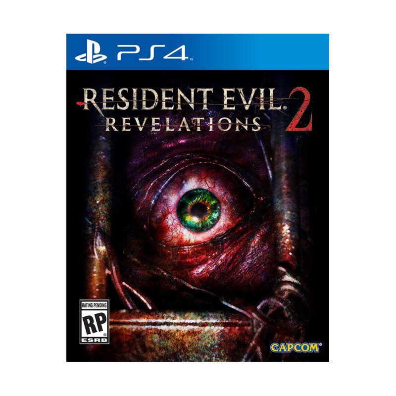 Sony PlayStation 4 Resident Evil Revelations 2 DVD Game