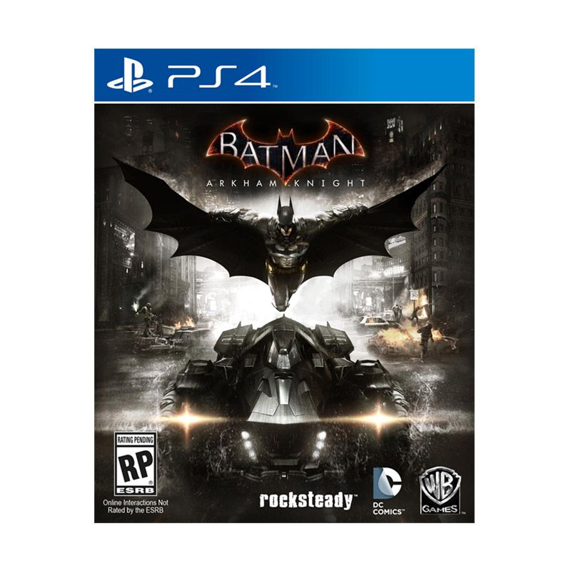 Sony Playstation Batman Arkham Knights Game Console