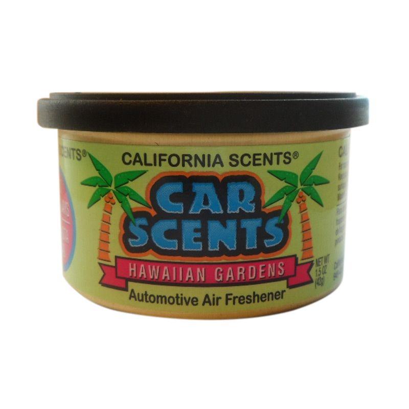 California Scents Car Scents Hawaiian Garden Parfum Mobil