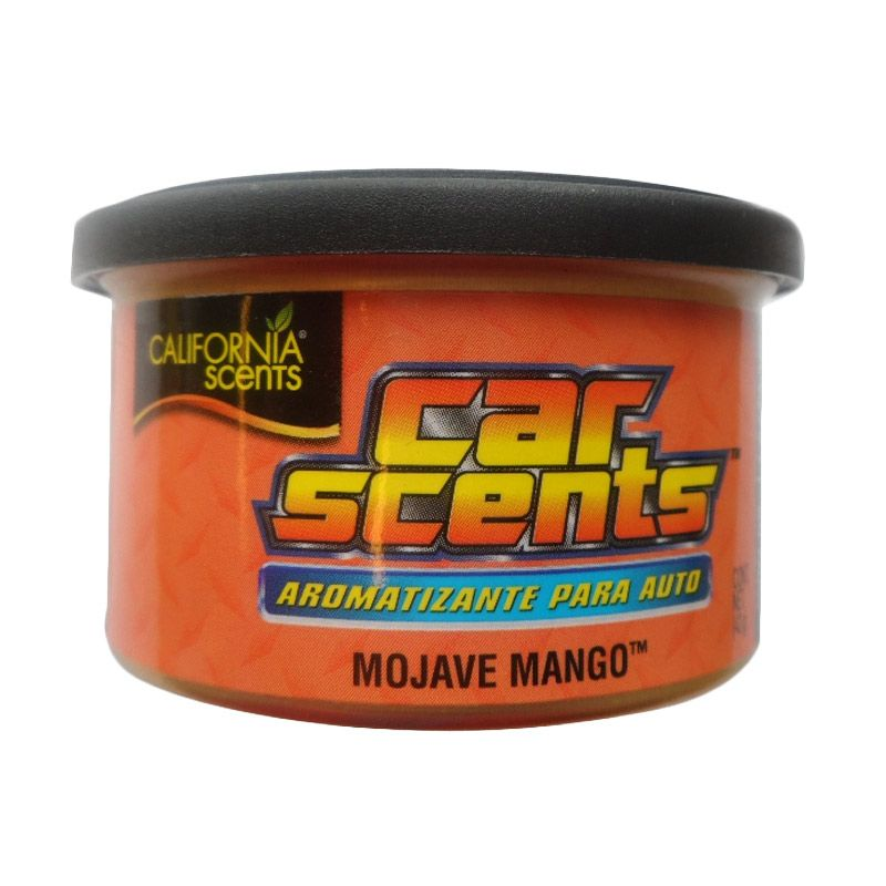 California Scents Car Scents Mojave Mango Parfum Mobil