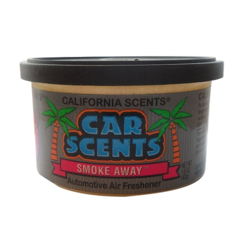 California Scents Car Scents Smoke Away Parfum Mobil