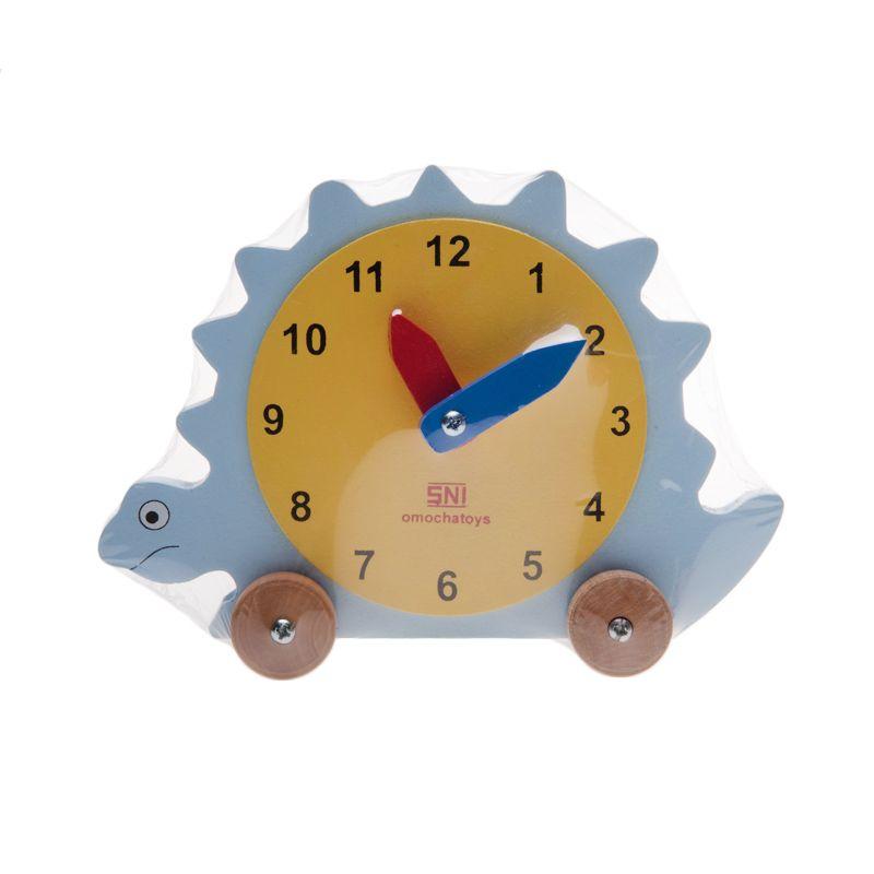 Cals Jam Dino Biru Mainan Anak