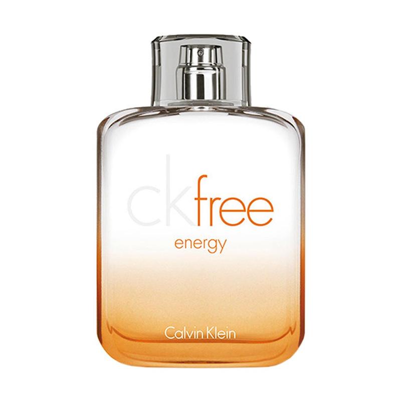 Calvin Klein Free Energy Man EDT Parfum Pria