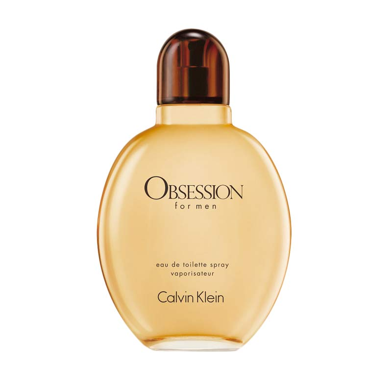 Calvin Klein Obsession for Men Eau de Toilette 125 ml Ori Tester Non Box