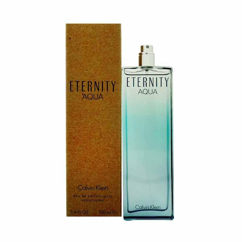 Calvin Klein Eternity Aqua Woman EDP Parfum Wanita [Tester]