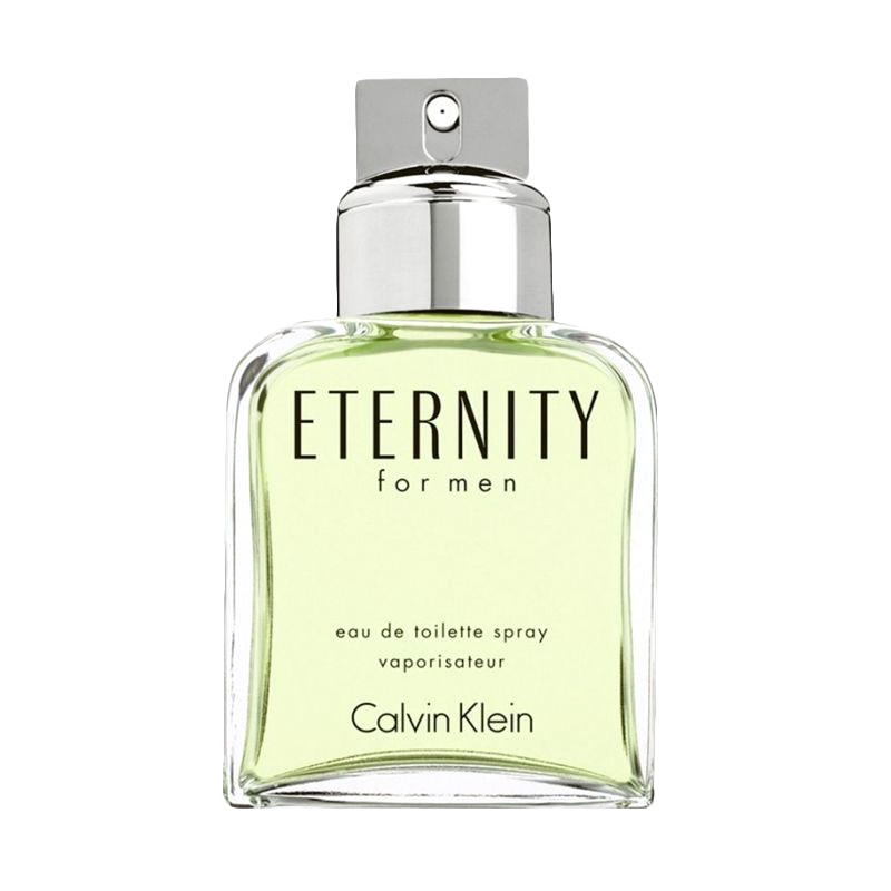 Calvin Klein Eternity Man EDT Parfum Pria [100 mL]