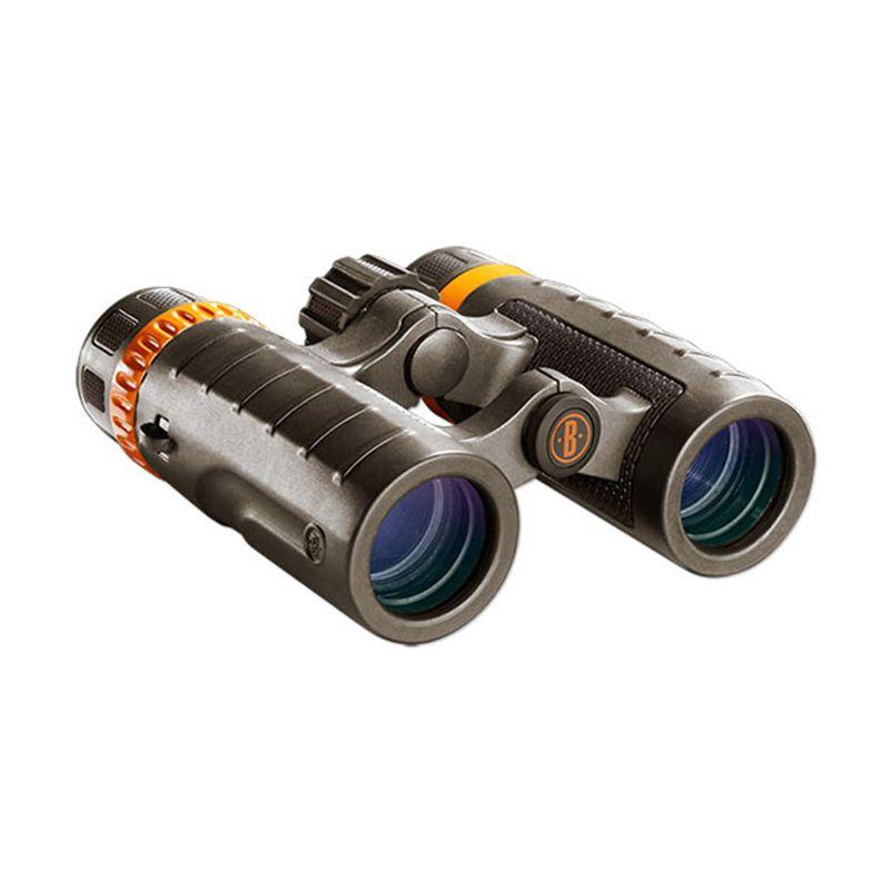 Bushnell Roof Waterproof Binocular 218025 Coklat Teropong [8 x 25 mm]