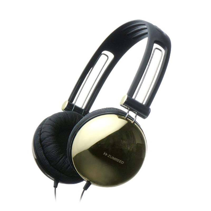 Zumreed ZHP-005 Mirror headphones Gold