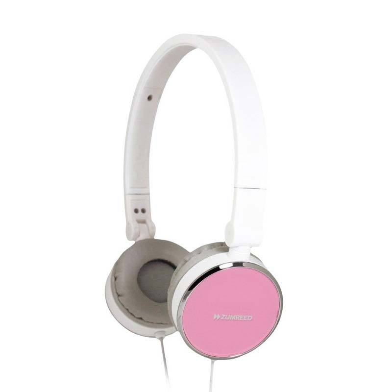 Zumreed ZHP-014 Sfit headphones Pink