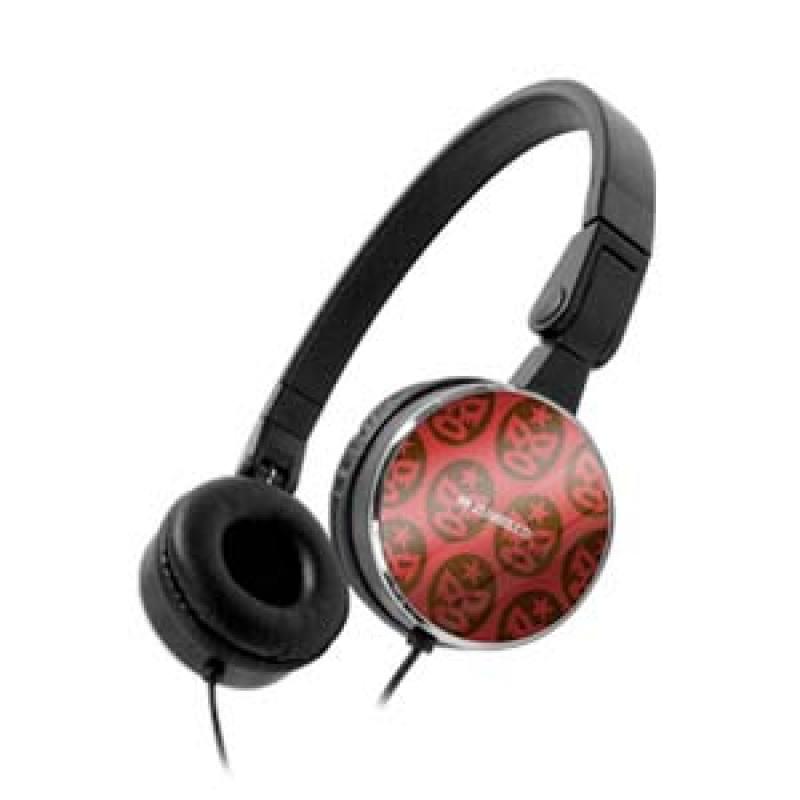 Zumreed ZHP-014 Sfit graphic headphones Mask