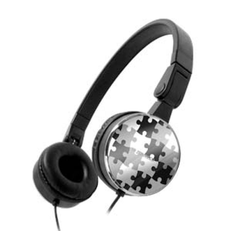 Zumreed ZHP-014 Sfit graphic headphones Puzzle