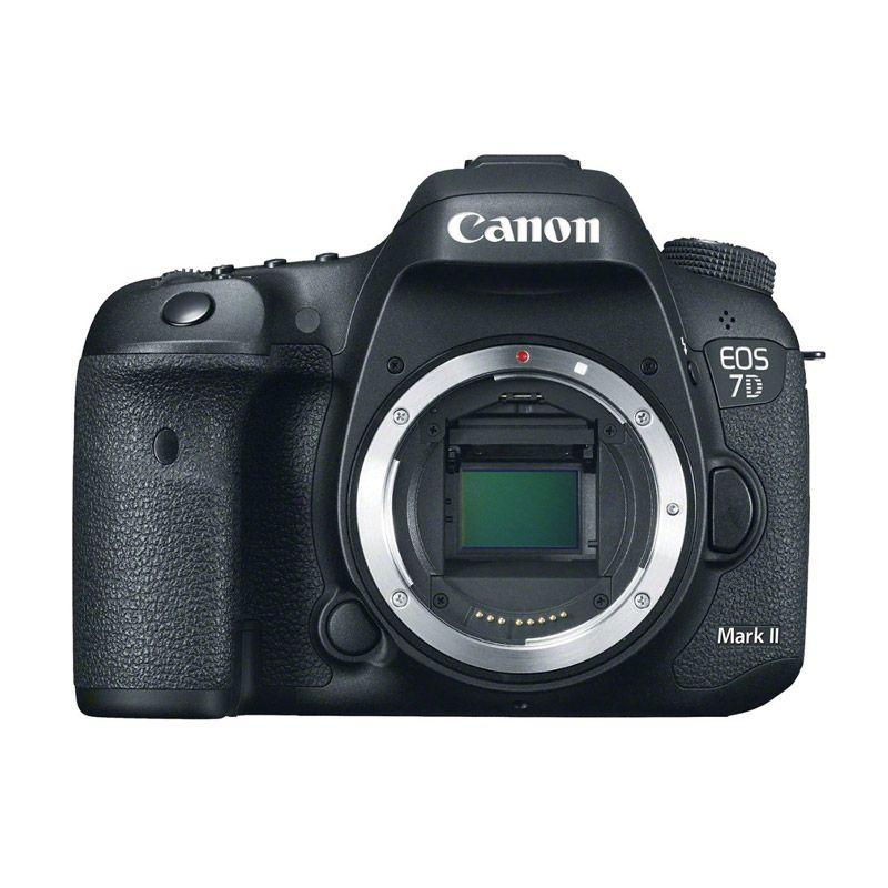 harga Canon EOS 7D Mark II Body Kamera DSLR Blibli.com