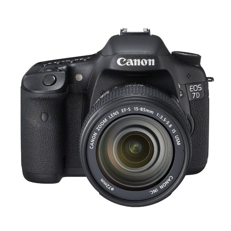 Canon EOS 7D Mark II Kit 15-85mm IS Kamera DSLR